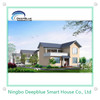 Highly cost effective American standard prefabricated houses rural villa