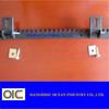 Sliding Gear Racks M4 20X26X330 (Light type nylon gear rack)