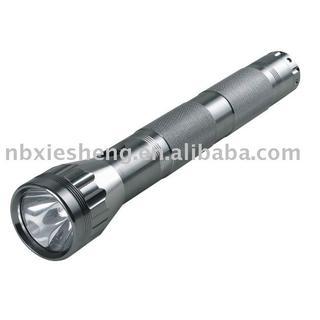 Heavy-duty flashlight