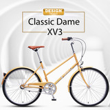 "26""City Retro Classic Trendy Bicycle With Rear NEXUS 3 Speeds"