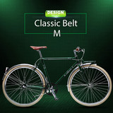 "28""Trendy Classic Belt MAN NEXUS 3-Speed TXED fashionable bicycle"