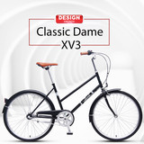 "26""Trendy Classic Dame NEXUS 3-Speed TXED fashionable bicycle City Retro"