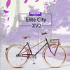 "28"" Trendy City Bikes NEXUS 3-Speed TXED Fashionable Bicycle"