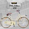 "26"" Original Italian Retro City Bikes"