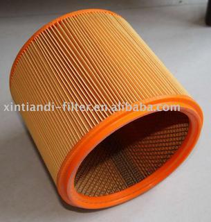 Barrel type filter