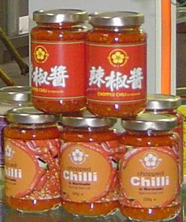 Minced Chilli