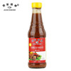 High quality chili sauce 320g glass bottle