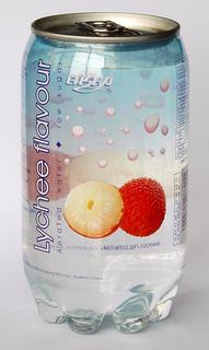 Lychee Flavour Aerated Drinks