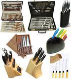 Kitchen Knives Set (RL-KNS-1013)