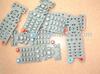 electronic silicone keypad