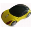 Wired Mouse, Car Shape Body.