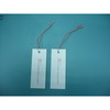 Customized white paper hang tag for clients