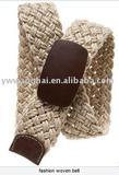 Fashion woven belt
