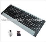 RF2.4Ghz wireless keyboard