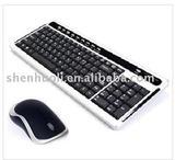 RF 2.4Ghz wireless keyboard