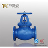 PN10/16 Cast Iron Flanged Globe Valve