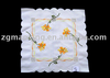 embroidery table napkin
