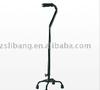 Black Quad cane