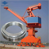 blade slewing bearing for wind generator