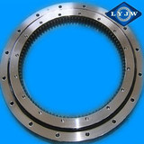 cross roller slewing bearing 1200x260x58mm cross bearing