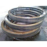 ZYS suprior quality double row different ball diameter slewing bearing for crane