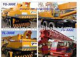 Used Crane 30t Tadano Hoist Cr