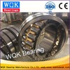 WQK bearing 23156 MBW33 high quality spherical roller bearing,dimple rollers