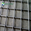 reinforcing steel mesh SL52 wire dia 4.75mm 200mm mesh spaceing overhang 100mm for two side for construction mesh