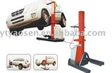 Mobile car lift
