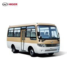 higer 5-6m Mini Bus KLQ6608