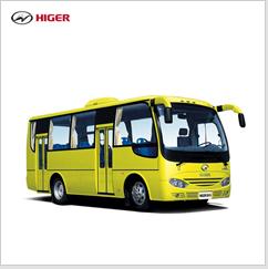 Higer Mini Bus KLQ6758