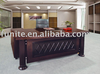 Wooden office executive desk