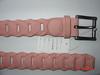 fabric fashion belt