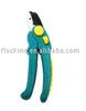 Plastic handle garden shear