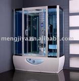 2012 new 5mm tempered glass shower cabin/shower room/steam room