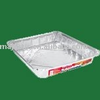 household aluminum foil tray