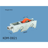 P65 series zinc alloy die casting sash door and window roller