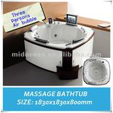 Luxury massage bathtub M-BTV007