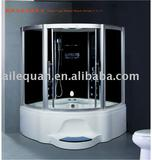 2012 now luxury steam glass shower room (935)