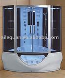 (904A) 2person design steam shower cabin
