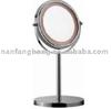 PS makeup mirror with light