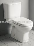 P-trap toilet G0202P