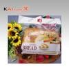 Printing Plastic Card Head Bag For Baking Bread