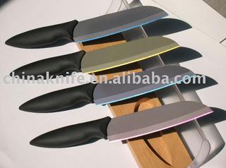 new titanium kitchen knife