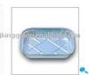 Square foil tray
