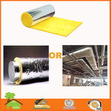 Aluminium foil faced glass wool for roof insulation prices