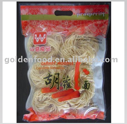 non-fried dried carrot noodles