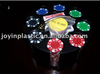 Competitive poker set