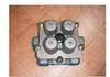 Four-circuit protection valve