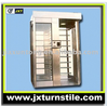 Full-height turnstile